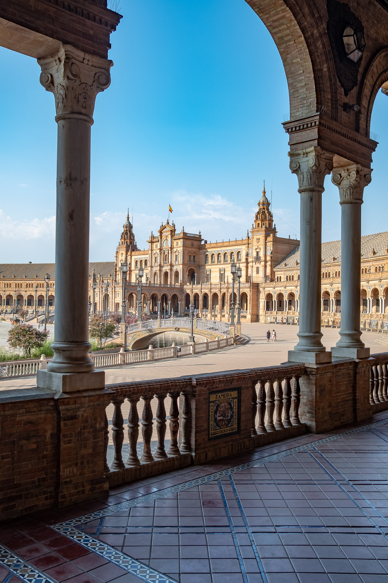 Sevilla in Andalusien